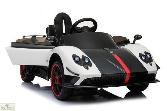 Licensed Pagani Zonda 12v Ride on Car_3