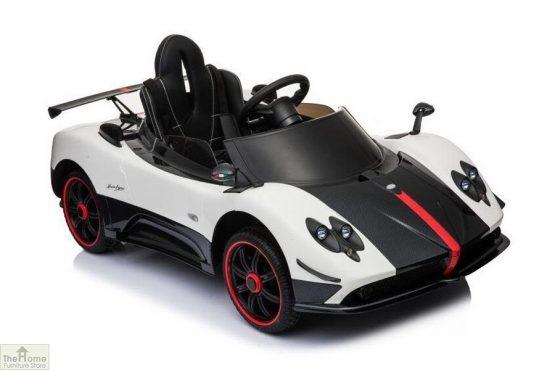 Licensed Pagani Zonda 12v Ride on Car_5