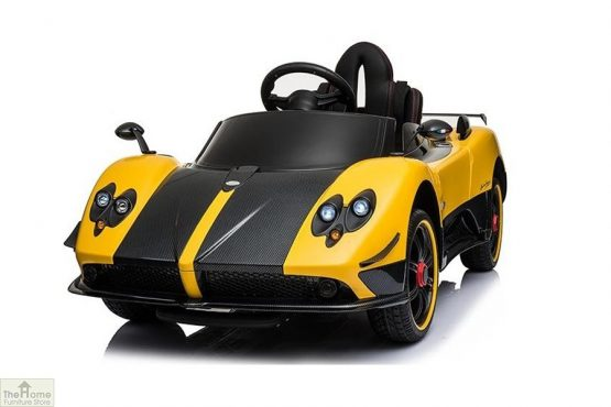 Licensed Pagani Zonda 12v Ride on Car_9