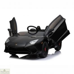 Licensed Lamborghini 12v Electric Ride on Car_1