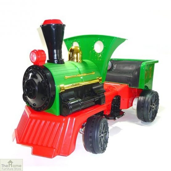 Ride on Train and Pedal Coal Truck
