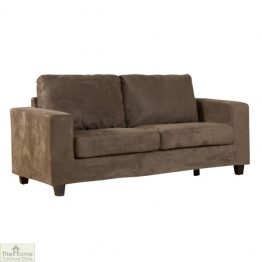 Brampton Fabric 3 Seat Sofa Bed