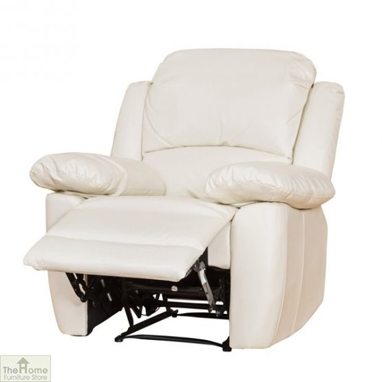 Ontario Leather Reclining Armchair_5