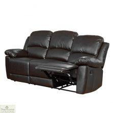 Ontario Leather 3 Seat Reclining Sofa