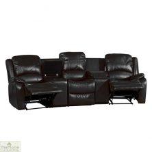 Maine Reclining Entertainment Sofa