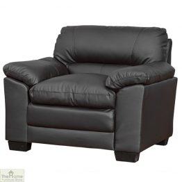 Toledo Leather 1 Seat Armchair_1