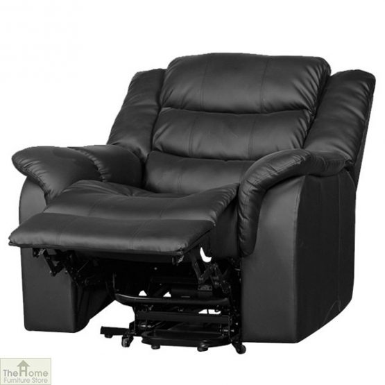 Livorno Leather Reclining Armchair_7