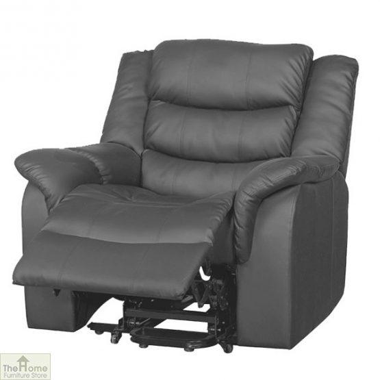 Livorno Leather Reclining Massage Armchair_17