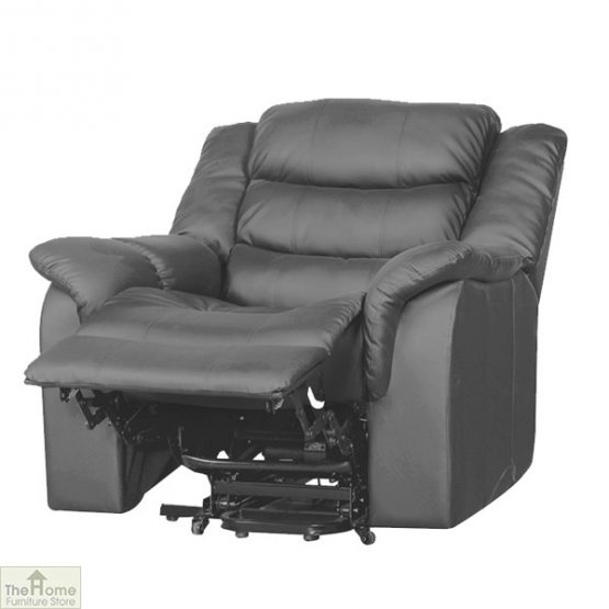 Livorno Leather Reclining Massage Armchair_18