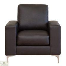 Como Leather Armchair
