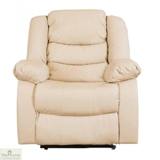 Verona Leather Reclining Armchair_4