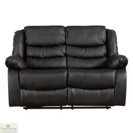 Verona Leather 2 Seat Reclining Sofa
