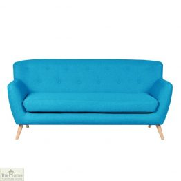 Kingston Fabric 3 Seat Sofa