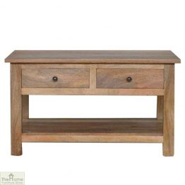 Chunky 4 Drawer Coffee Table