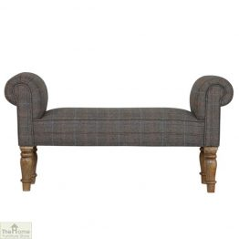 Multi Tweed Bench