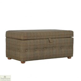 Multi Tweed Storage Ottoman_1