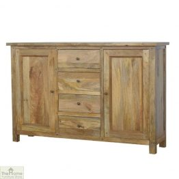 Country 2 Door 4 Drawer Sideboard_1