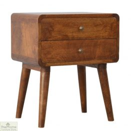 Curved 2 Drawer End Table_1