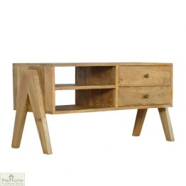 V-Shaped 2 Drawer TV Unit_1