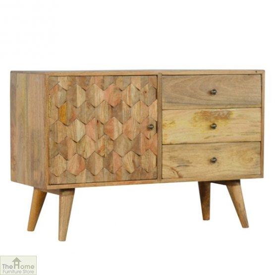 Carved 3 Drawer Cabinet_1