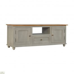 Grey 2 Door 1 Drawer TV Unit_1