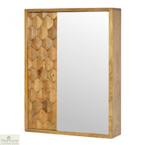 Carved Mirrored Cabinet_2