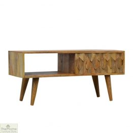 Carved Sliding Door TV Unit_1