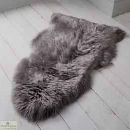 Grey Sheepskin Rug_1