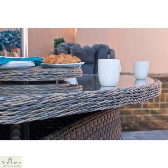 Casamoré Corfu Woodash 6 Seater Triangular Dining Set_7