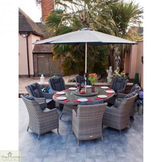 Casamoré Corfu Woodash 8 Seater Oval Dining Set_2