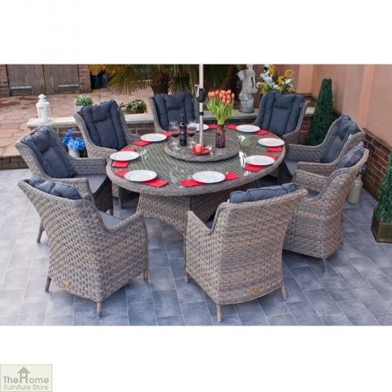 Casamoré Corfu Woodash 8 Seater Oval Dining Set_3