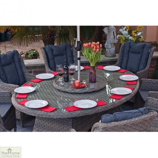 Casamoré Corfu Woodash 8 Seater Oval Dining Set_7