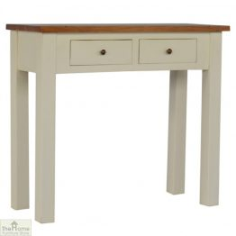 Woodbridge 2 Drawer Console Table_1