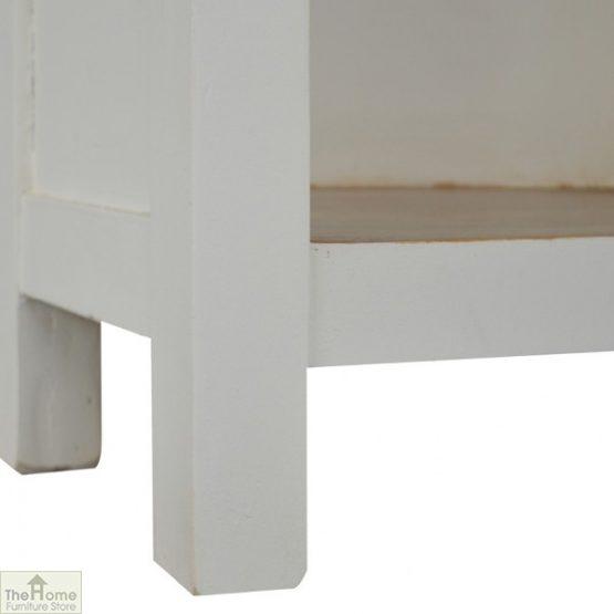 Woodbridge 3 Drawer 2 Shelf Sideboard_6