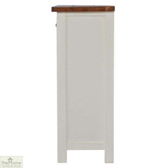Woodbridge 3 Drawer 2 Shelf Sideboard_7