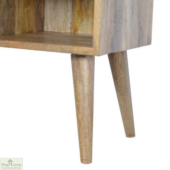 Winchester Grey 2 Drawer 2 Shelf Cabinet_6