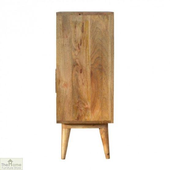 Winchester Grey 7 Drawer 2 Door Cabinet_6