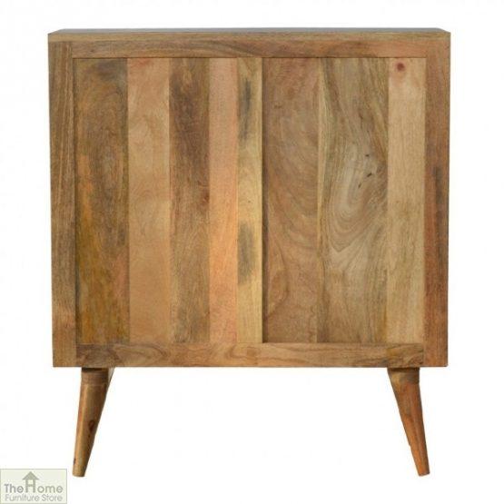 Winchester Grey 7 Drawer 2 Door Cabinet_7