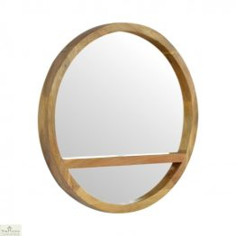 Wall Mounted Round Mirror_1