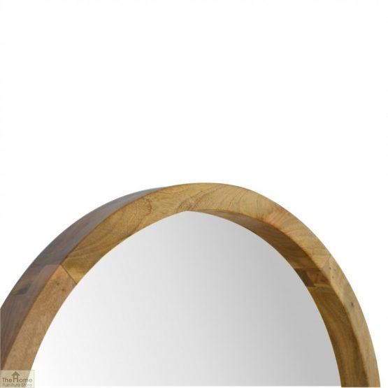 Wall Mounted Round Mirror_2