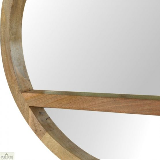 Wall Mounted Round Mirror_4