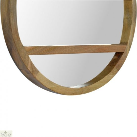 Wall Mounted Round Mirror_7