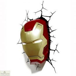 Marvel Iron Man Wall Light_1