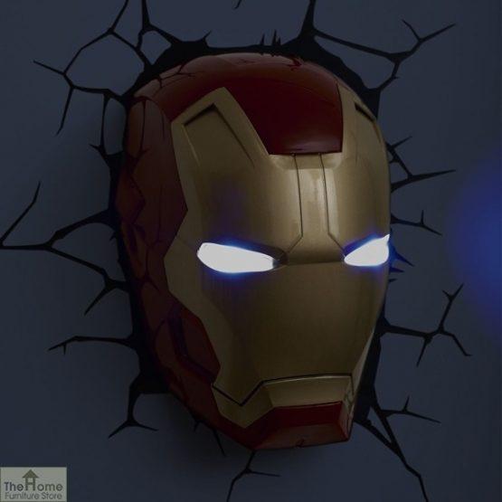 Marvel Iron Man Wall Light_3