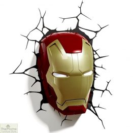 Marvel Iron Man Wall Light