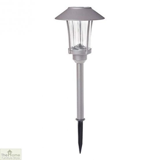 Solar Powered Post Garden Light