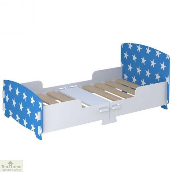 Blue Star Junior Toddler Bed
