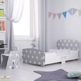 Grey Star Junior Toddler Bed_1
