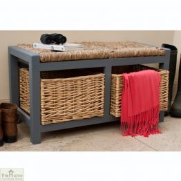 Casamoré Gloucester 2 Drawer Storage Bench_1
