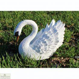 Swan Garden Ornament